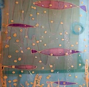 Taller Pintura Seda Batik